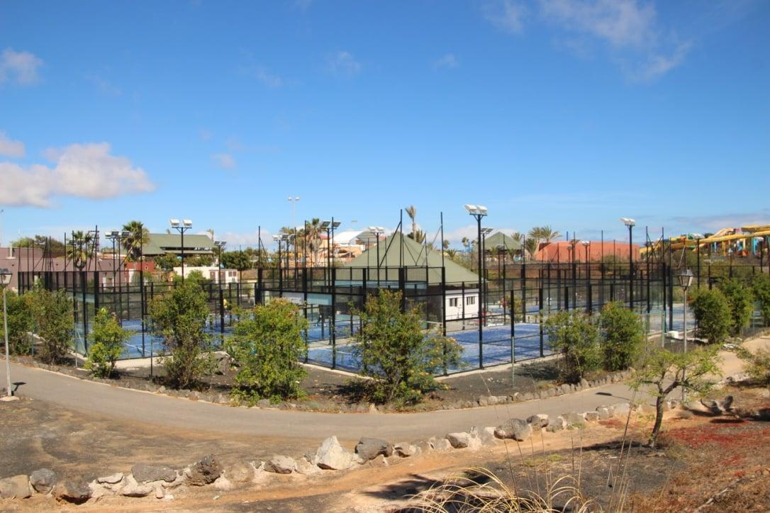 Setpoint Fuerteventura padel